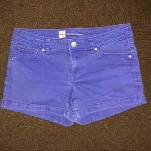 Mossimo Premium Denim Shorts